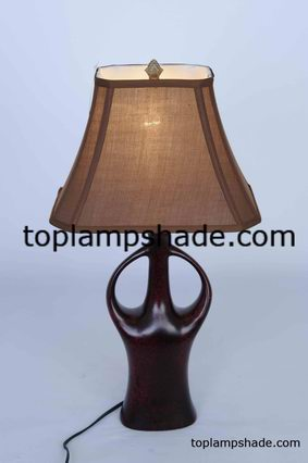 Rectangle cut corner fabric table lamp shade ls1535 manufacturer rectangle cut corner fabric table lamp shade aloadofball