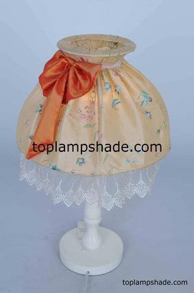 Lace Table Lampshade-LS1593