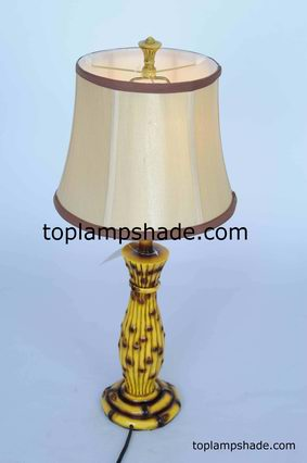 Drum Fabric Table Lampshade-LS1618