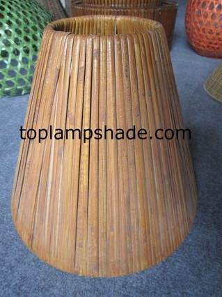 Rattan Wicker Lamp Shade Ls18001 Manufacturer