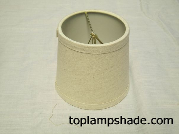5 Quot Linen Drum Chandelier Shade Ls2101