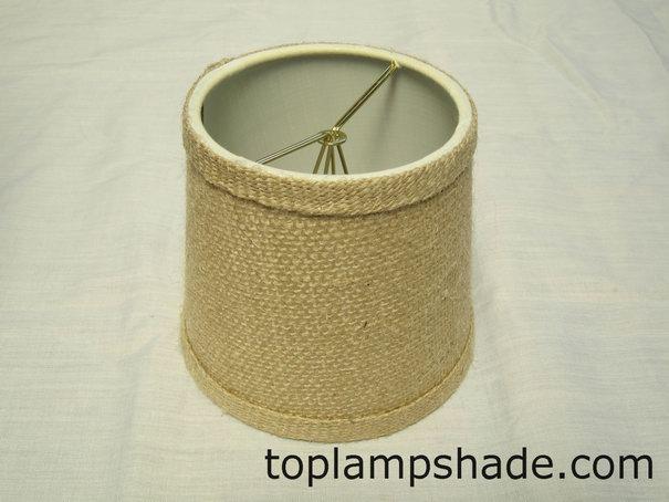 Burlap Chandelier Lamp Shades – Burlap Chandelier Shades