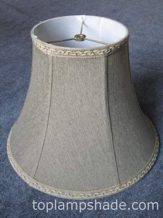 Empire Fabric Lamp Shade w/ Spider Fitter -LS33303
