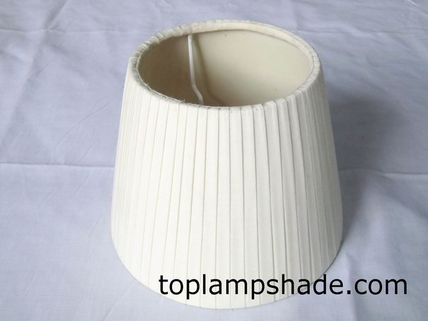 Superior Fabric Pleated Lamp Shade