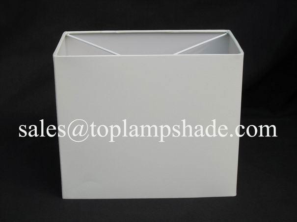 rectangle cotton lamp shade