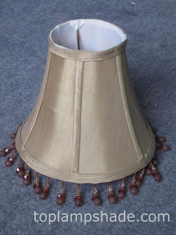 Silk lamp shades faux silk lamp shades empire faux silk softback lamp shade w beads aloadofball Image collections