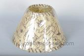 Empire Printed Parchment Lamp Shade-LS14001