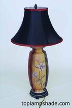 Empire Bell Fabric Lampshade