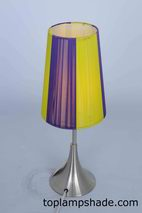 String Wrapped Table Lampshade