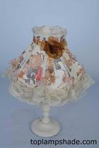 Lace Table Lampshade-LS1590