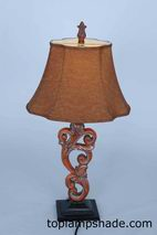 Bell Fabric Table Lampshade-LS1622