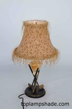 Empire Bel Printed Fabric Table Lamp Shade